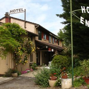 Hotel Pictures: Relais de Frejeroques, Foissac