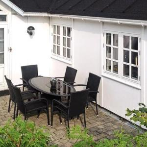 Hotel Pictures: Three-Bedroom Holiday home in Strøby 5, Strøby Ladeplads
