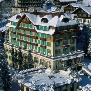 Hotel Pictures: Hotel Belvédère, Wengen