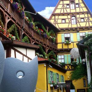 Hotelbilleder: Hezelhof Hotel, Dinkelsbühl