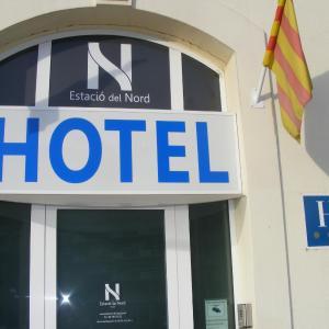 Hotel Pictures: Estació Del Nord, Vic