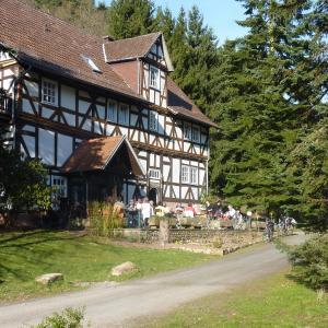 Hotelbilleder: Hof Guttels Waldgasthof Ferienpension, Rotenburg an der Fulda