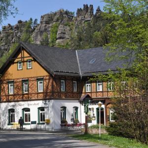 Hotel Pictures: Hotel Gondelfahrt, Kurort Jonsdorf