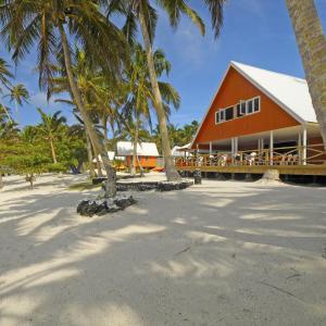 Zdjęcia hotelu: Sa'Moana Beach Bungalows, Salamumu