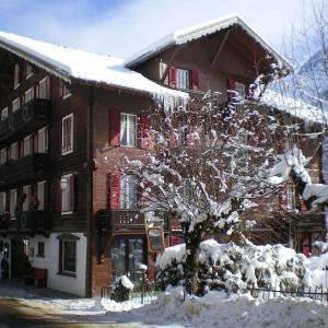 Hotel Pictures: Hotel Des Alpes, Champéry