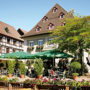 Hotelbilleder: Hotel-Gasthof Schwarzer Adler, Bad Saulgau