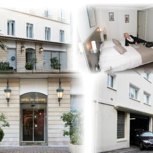 Hotel Pictures: Hotel du Louvre, Cherbourg en Cotentin