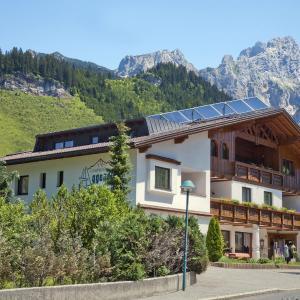 Hotellikuvia: Landhaus Aggenstein, Haldensee