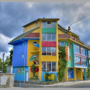 Fotos de l'hotel: The Colourful Mansion Hotel, Ahtopol