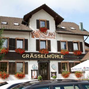 Hotelbilleder: Gasthaus zur Grässelmühle, Sasbach in der Ortenau