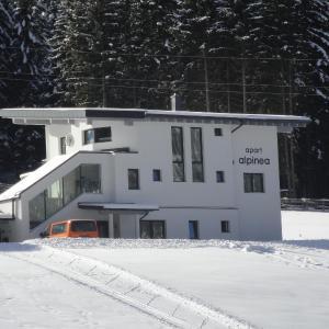 Hotellikuvia: Apart Alpinea, Sankt Leonhard im Pitztal