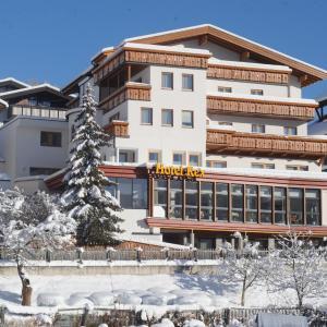 Fotografie hotelů: Hotel Rex, Serfaus