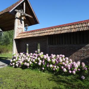 Фотографии отеля: Cabañas Parque Salto del Laja, El Manzano