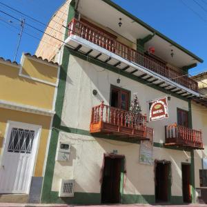 Hotel Pictures: Hotel Rancho Grande, Tibaná