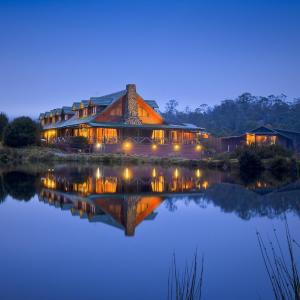 Fotografie hotelů: Peppers Cradle Mountain Lodge, Cradle Mountain