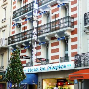 Hotel Pictures: Hôtel De Naples, Vichy