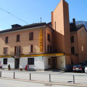 Hotel Pictures: Albergo Nazionale, Biasca