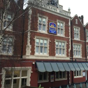 Hotel Pictures: Best Western Crewe Arms Hotel, Crewe