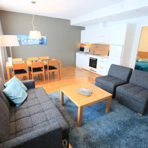 Hotel Pictures: Ukkohalla Ski Chalets Apartments, Ukkohalla