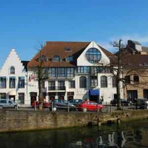 Hotellikuvia: Golden Tulip Hotel de' Medici, Brugge