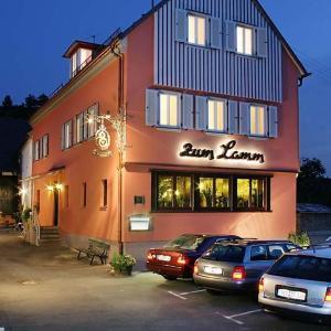 Hotelbilleder: Gästehaus Zum Lamm, Lauda-Königshofen