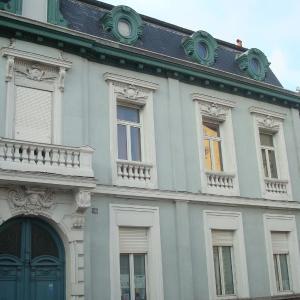 Hotel Pictures: La Maison Bleue, Roubaix
