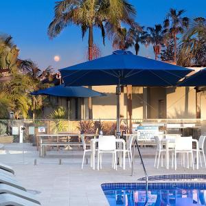 酒店图片: Avoca Palms Resort, 阿沃卡海滩