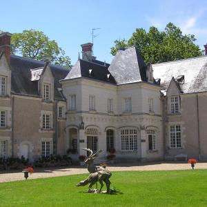 Hotel Pictures: Château De Razay, Céré-la-Ronde