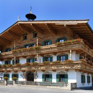 Hotelbilleder: Kaiserpension Müllnerhof, Oberndorf in Tirol