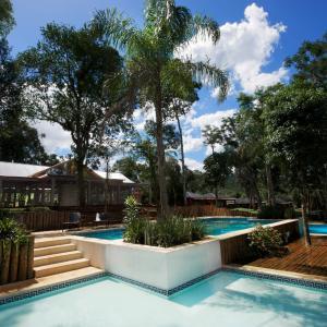 Hotel Pictures: La Mision Mocona - Lodge de Selva, Saltos del Moconá