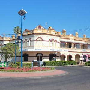 Hotellikuvia: Centre of Town B & B Narrabri, Narrabri
