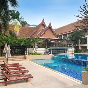 Hotelbilleder: Deevana Patong Resort & Spa, Patong Beach