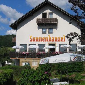 Hotelbilleder: Café Pension Sonnenkanzel, Staatsbad Brückenau