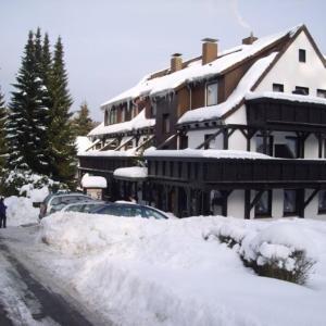 Hotelbilleder: Hotel Ingeburg, Bad Sachsa