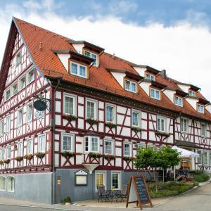 Hotelbilleder: Hotel Post Jungingen, Jungingen