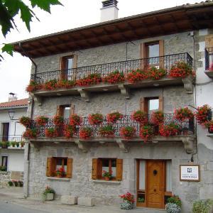 Фотографии отеля: Casa Rural Martxoenea Landetxea, Arruazu