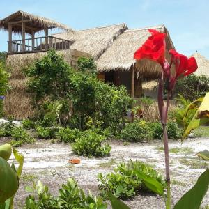 Foto Hotel: GreenBlue Beach Bungalow Resort, Koh Rong Sanloem