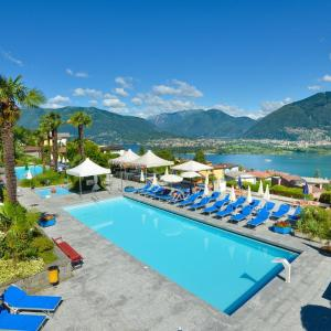 Hotel Pictures: Hotel La Campagnola, San Nazzaro