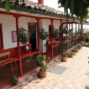 Hotel Pictures: Eco Hotel La Juanita, Manizales