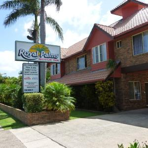 Hotellbilder: Royal Palms Motor Inn, Coffs Harbour