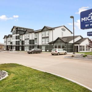 Hotel Pictures: Microtel Inn & Suites by Wyndham Blackfalds, Blackfalds