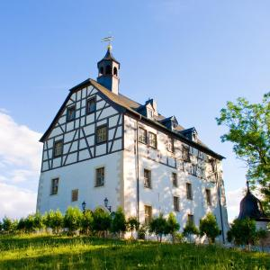 Hotelbilleder: Schloss-gut-Hotel Jößnitz, Plauen