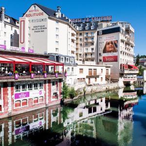Hotel Pictures: Hôtel La Solitude, Lourdes