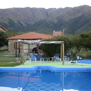 Fotografie hotelů: Cabañas Solar del Alto, Carpintería