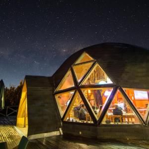 Hotel Pictures: Vortice Chile Eco-Lodge, Manzanar