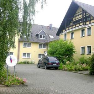 Hotel Pictures: Rattenfängerhotel Berkeler Warte, Hameln