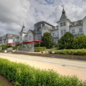 Hotelbilleder: Hotel Asgard's Meereswarte, Zinnowitz