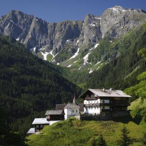 Fotos de l'hotel: Familienwanderhof Eggeler, Liesing