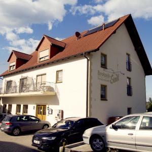 Hotel Pictures: Brotzeit Stadl, Bad Staffelstein