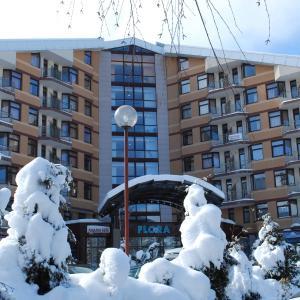 ホテル写真: Flora Apartment 423, ボロヴェッツ